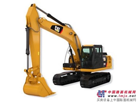 95后新生代成为广西首位新一代CAT ®(卡特)320机主