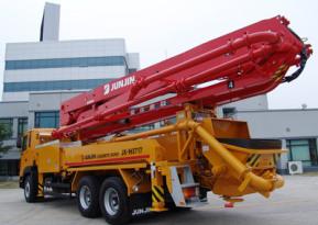全进JX-M3715泵车