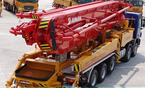 全进JJRZ52-5.16MB泵车