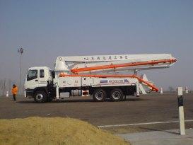 鸿达HDT5281THB泵车