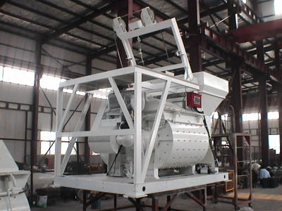 青岛科尼乐JS1500/JS1000混凝土搅拌机