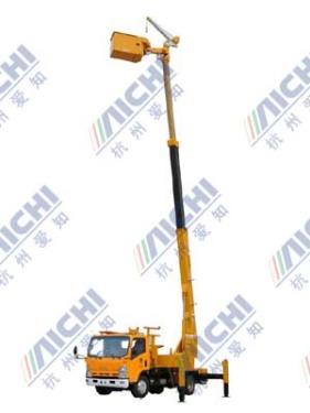 杭州爱知HYL5083JGK伸缩臂式高空作业车
