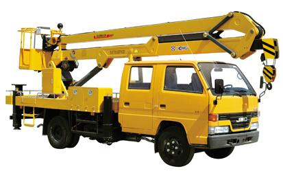 徐工XZJ5064JGK14米高空作业车