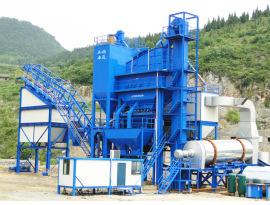 无锡华通J3000CN型集装箱式沥青混合料搅拌设备