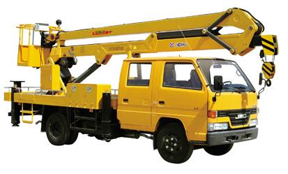 徐工XZJ5066JGK14米高空作业车