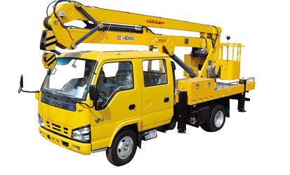 徐工XZJ5067JGK14米高空作业车