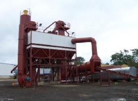 鸿达LB3000沥青混合料搅拌设备