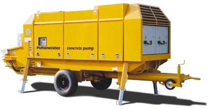 普茨迈斯特BSA 14000 HP E拖泵