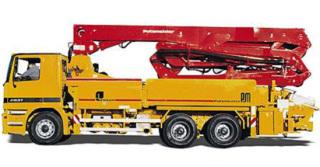 普茨迈斯特M 31-5泵车