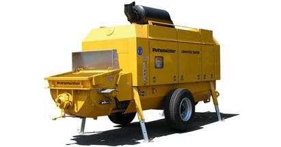 普茨迈斯特BSA 14000 SHP D拖泵