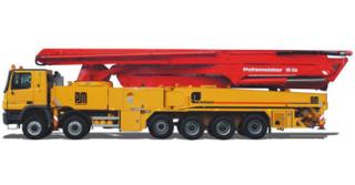 普茨迈斯特M 62-6泵车