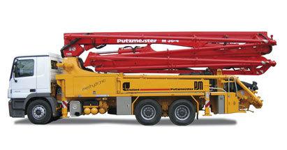 普茨迈斯特M 36-4泵车