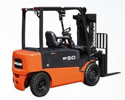 斗山B40/B45/B50X-5电动叉车
