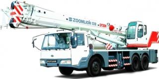 中联重科QY20DF431汽车起重机