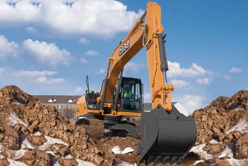 凯斯CX210B履带式挖掘机