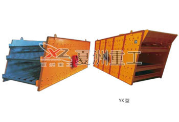 夏洲重工YA系列圆振动筛
