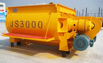 圆友重工JS3000混凝土搅拌机