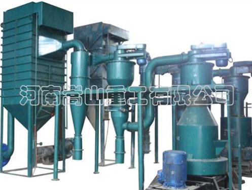 嵩山重工超细磨粉机磨粉机