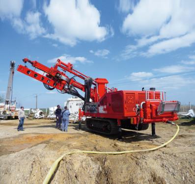 土力机械SM-18多功能微桩机