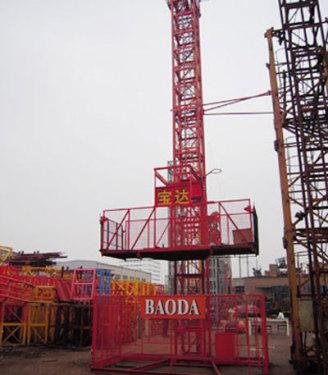 宝达SS100货用系列施工升降机
