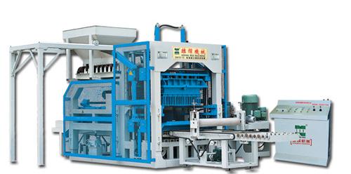 雄辉XH10-15 全自动砌块成型机砖机
