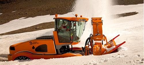 欧亚机械抛雪机