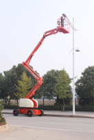 运想重工16米曲臂GTZZ16Z高空作业平台