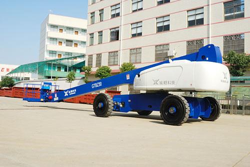 运想重工30米直臂GTBZ30、GTBZ32Z高空作业平台