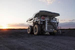利勃海尔T 264矿用卡车