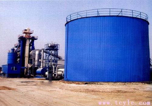 源流长导热油沥青加热设备