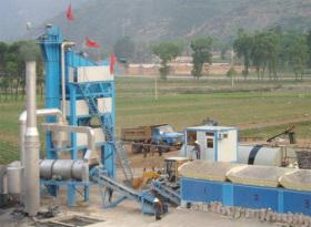 沧田重工LB500沥青搅拌设备