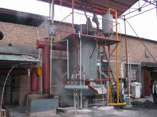 沧田重工专业型燃煤气沥青导热油设备