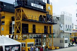 林泰阁CSD1200型集装箱式沥青混凝土搅拌站高清图 - 外观