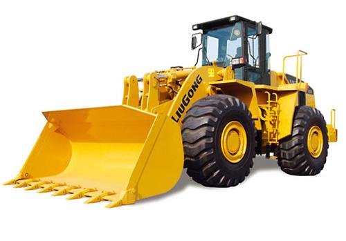 柳工CLG888轮式装载机