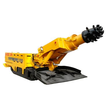 石煤机EBZ135型半煤岩掘进机