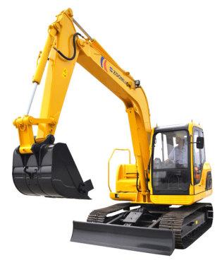 中联重科ZE85E小型挖掘机