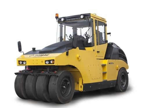 宝马格BW 27 RH-4I轮胎压路机