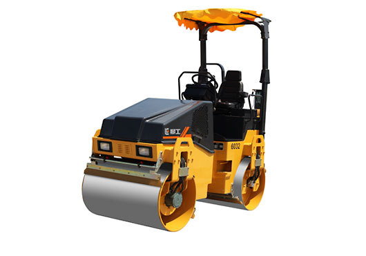 柳工CLG6032久保田小型养护双钢轮压路机