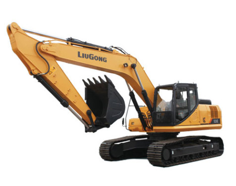 柳工CLG926E挖掘机