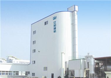 江加串联式干混砂浆生产设备