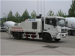 中通汽车ZTQ5127THBE车载泵