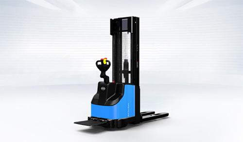 比亚迪CDD14电动堆高式叉车