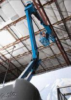 美国吉尼Z™-40N曲臂式高空作业平台