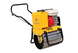 路得威RWYL12小型手推式单钢轮压路机