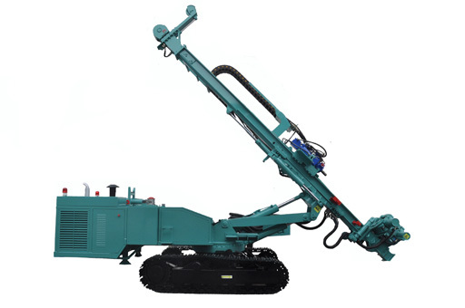 建研JD110A全液压履带式多功能钻机