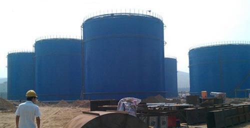 广通DLK-2000吨X5台型焦化基地