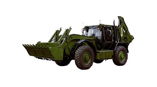 詹阳动力GDG130轮式多用工程车
