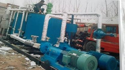 鑫衢GX系列沥青改性沥青设备