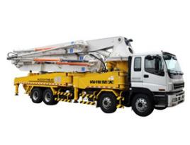 山推HJC5420THB-51泵车