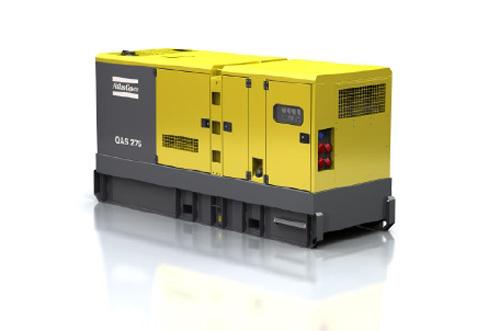 阿特拉斯·科普柯QAS 14-500移动发电机组